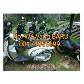 For rent sewa Rental motor dan mobil Ayla Agya matic