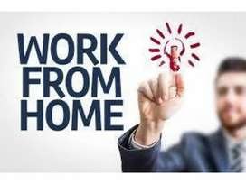 Joining for home based jobs writing work