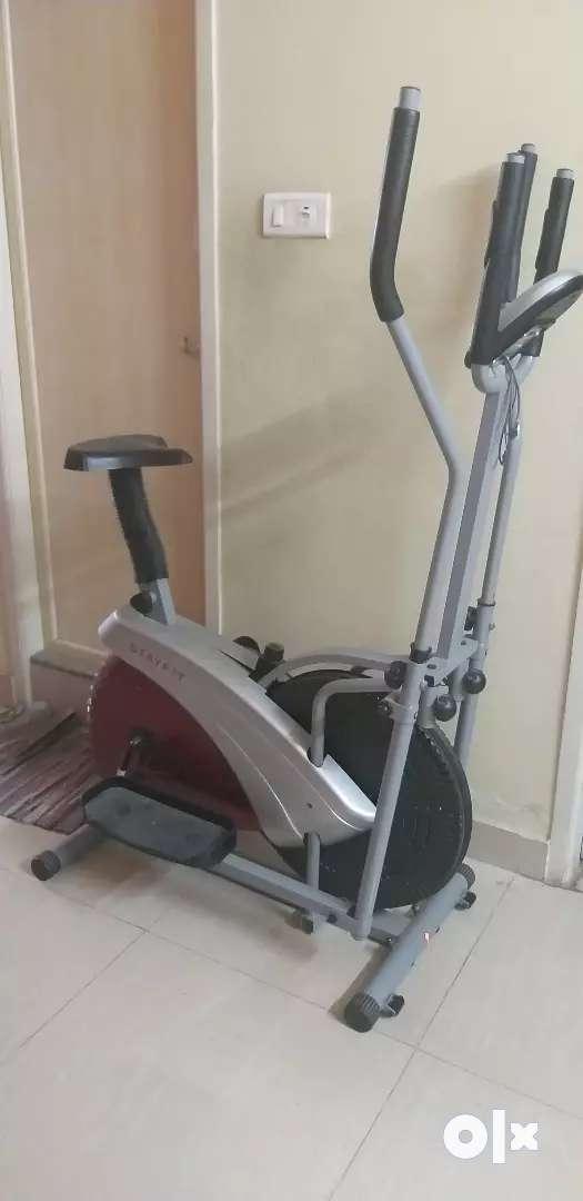 Gym equipment Elliptical Bike from Stayfit 0