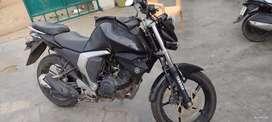Good condition black bike