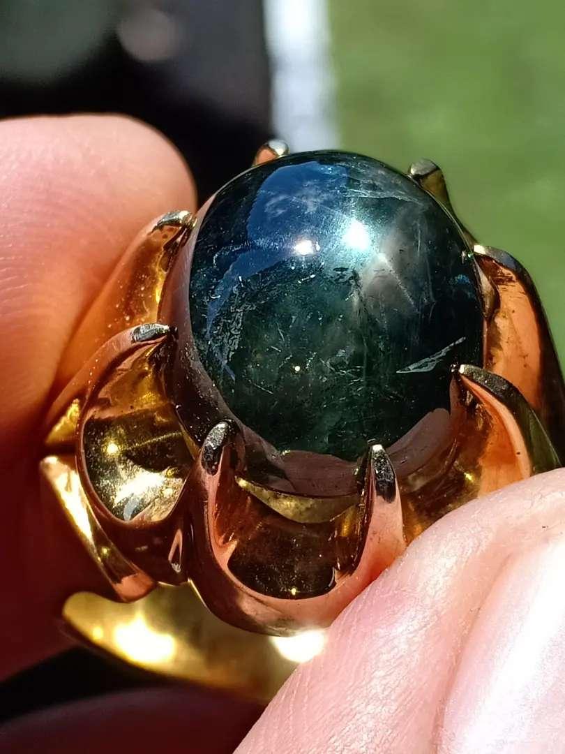 Real Kresnadana star 12 fancy sapphire 0