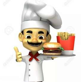 Fast Food chef needed must be competent and experienced