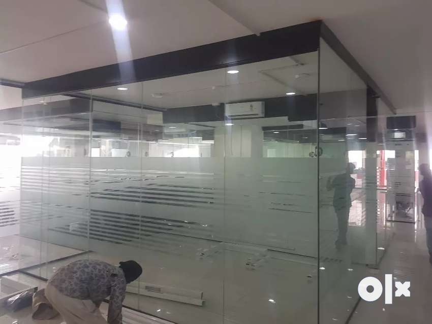 All interiors Glass Work fabrication 0