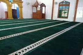 Terlaris karpet masjid tipe B pasang Magelang kab