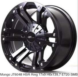 Velg Mobil HSR Mongo R17 Bisa TT