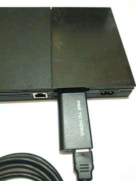 Converter PS2 AV ke HDMI