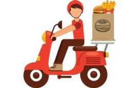 Wanted Delivery Boy