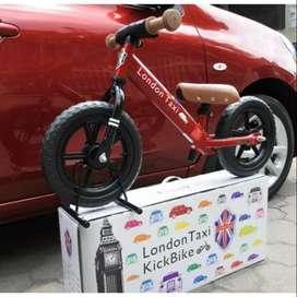 Push bike London Taxi balance bike