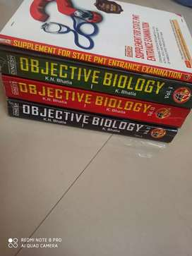 Dinesh Objective  Biology entrance plus one & plus two