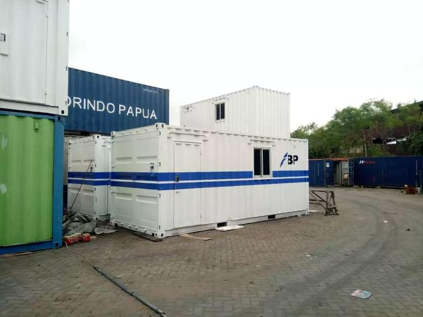 Produksi Container Kontainer Office Harga Hemat