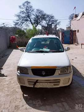 Alto car good condition