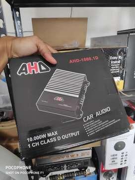 Power monoblok audio AHD readystock