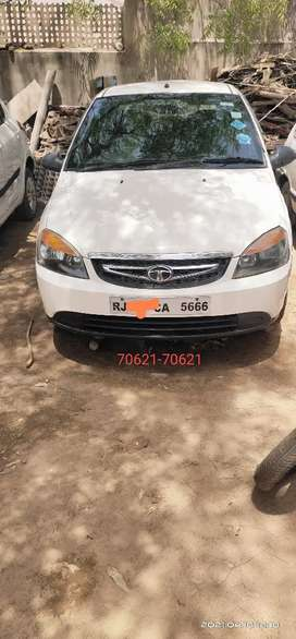 Tata Indigo Ecs 2015 Diesel Well Maintained