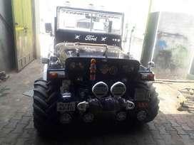 Mahindra bolero Di willys power steering power