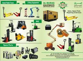 Forklift & MHE'S Sales, Repair and services, Parts