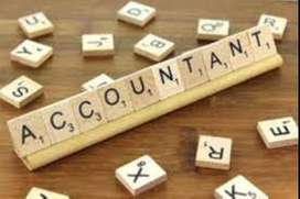 Accountant-Male/Female-Tally/GST filing-Koyembedu,Parry's,Valasarvakam