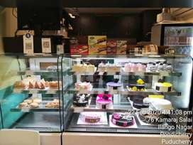 Chef required for leading a CK bakery in pondicherry