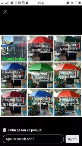 Payung lipat matic praktis gazebo portable buat jualan