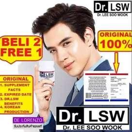 Pemutih Badan Herbal Dr.LSW Asli Murah