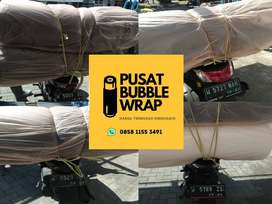 Plastik/Gelembung/Bubble/Wrap/Bening1roll 50mx125cm