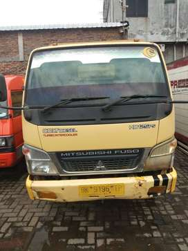 Mitsubishi Colt Diesel FE 74 HDV Dump Truck Tahun 2016