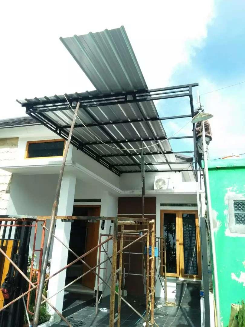 Bengkel canopy minimalis 0