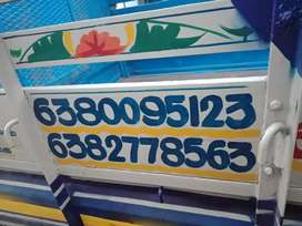 Tata Ace 2011 model, good condition,one year current