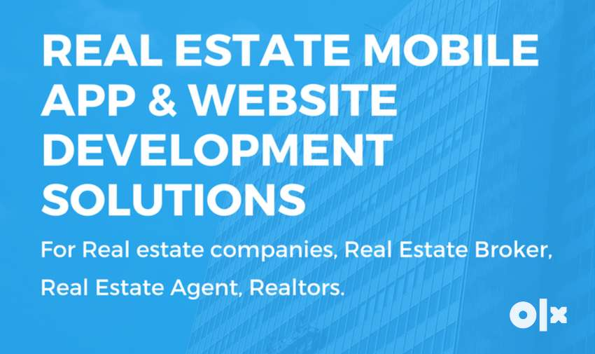 Real estate website and mobile apps at affordable price 0