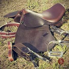 Horse polo Saddle