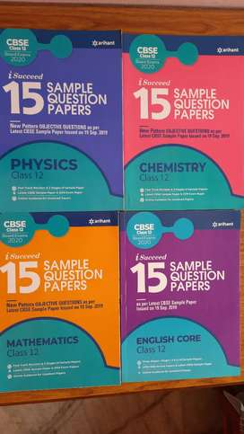 Arihant iSucceed 15 Sample Question (Set of 4)