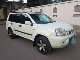 Nissan x trail 2008,100%genuine,non accidental,urgent sale,mile67845.