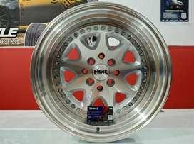 Velg Mobil Celong Mazda 2, Avanza Ring 16 HSR BAVARIA