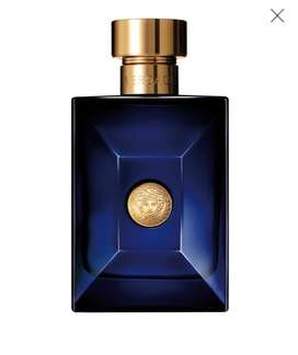 Versace perfume, Blue Dylan bought from singapore