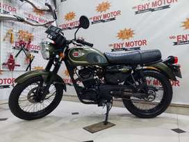 02 Kawasaki W175 SE th 2018 monggo bosku #Eny Motor#