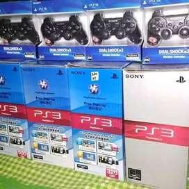 Sedia PS 3 , stik ps ,dan lain-lainnya