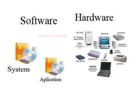 Urgent requirement for computer hardware &software repairing
