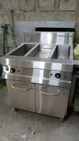 Friers machine
