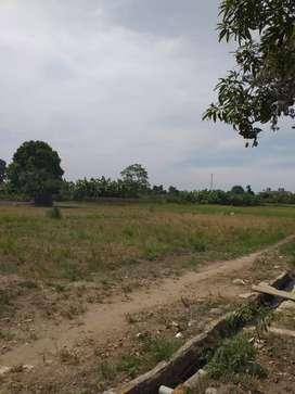 Tanah 12 x 14 m jl sempurna Tembung 10 km ke bandara Kualanamu