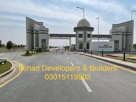 10 MARLA PLOT LOCATED IN SECTOR E DHA BAHAWALPUR ARE AVAILABLE!!!