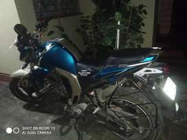 Yamaha FZS 2019 just 6 months old. Showroom condition