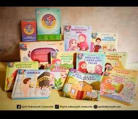 Buku-buku islami untuk anak