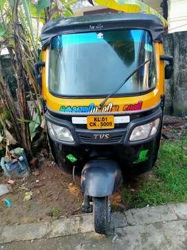 TVs Auto rickshaw