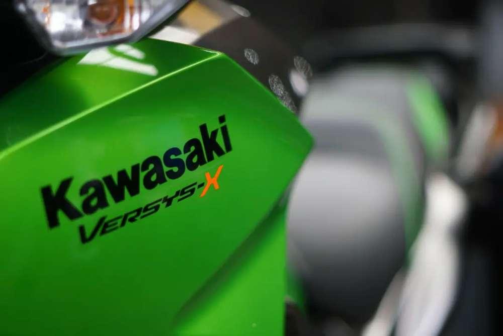 Kawasaki Versys City PMK 2018, Bekas Berkelas Zaky Mustika Motor