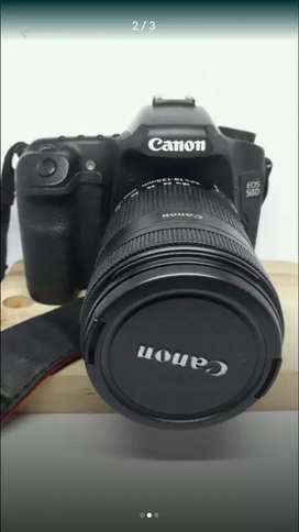 kamera DSLR conon 50D