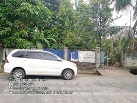 Dijual Lahan Luas 1049 m2 Siap Bangun, Lokasi Jln Makrayu Palembang