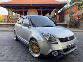 Swift GT3 2011 Matic//DP 15jt