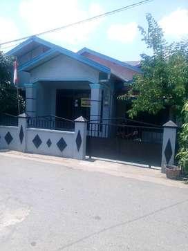 Dijual rumah 2 kamar