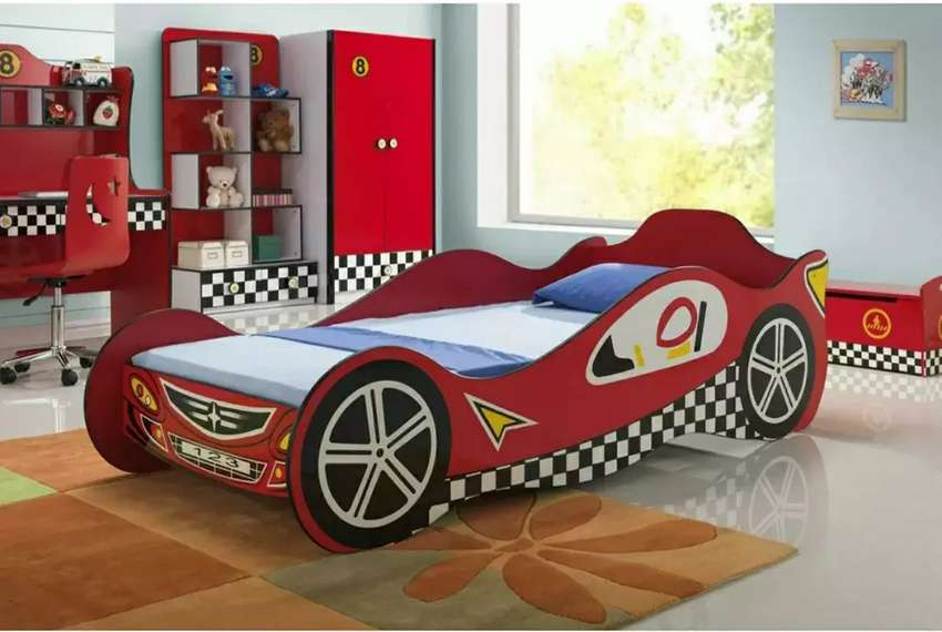 Red Car Bed 2020 0