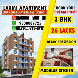 3bhk Ready possession For sale in chira chas