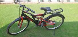 Avon cruiser cycle red black at 4 Phase mohali